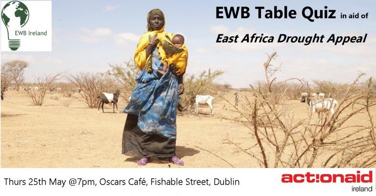 EWB Table Quiz