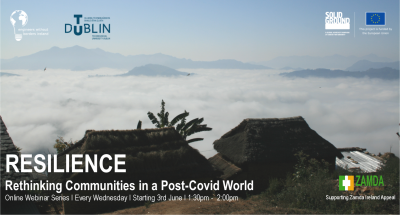 Summer Webinar Series: RESILIENCE – Rethinking Communities in a Post-Covid World